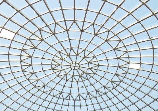 Nigeria Prefab Steel Structure Church Dome Roof
