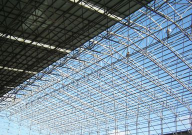 PHILIPPINE APEC Power Plant Space Frame Structure Coal Storage Shed