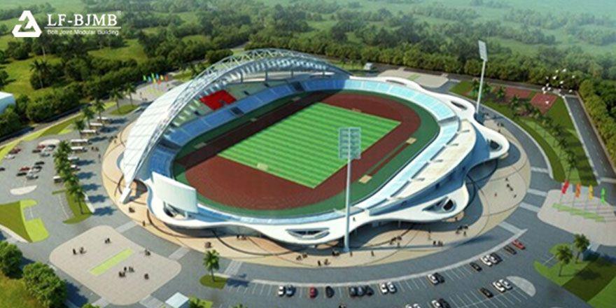 stadium construction,build a stadium