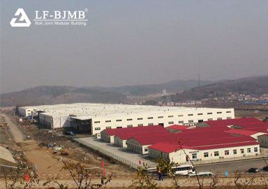 Prefab Light Steel Structure Workshop/Warehouse