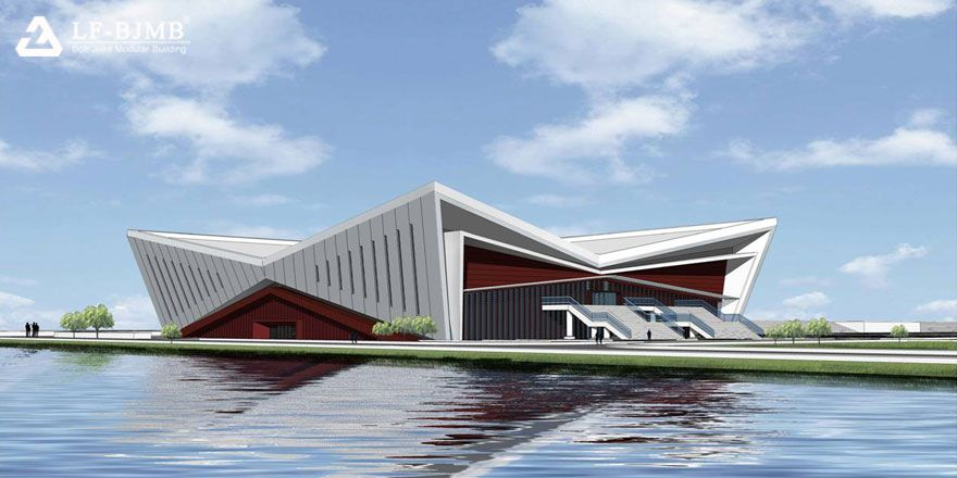 School Stadium Space Frame Roofing Project