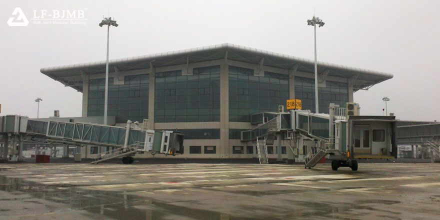 terminal airport building