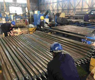 Steel Bar Dimension Inspection