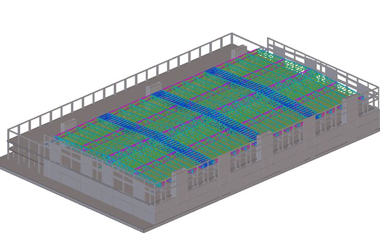 Industrial & Logistics Workshop Solutions