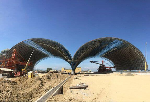 How to solve the problem of excessive deflection of the space frame
