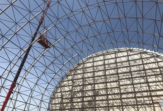 Introduction of Safety measures for steel structure construction