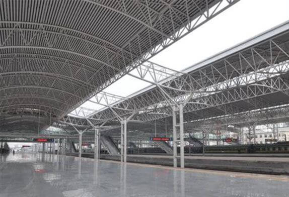 Tube truss processing: the process principle of tube truss structure station