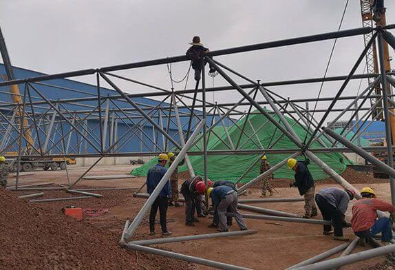 How to improve the quality of space frame processing