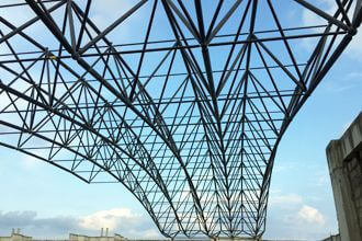 What is a space frame?