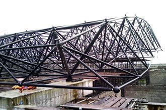 The ways to reduce the cost of the construction of the space frame